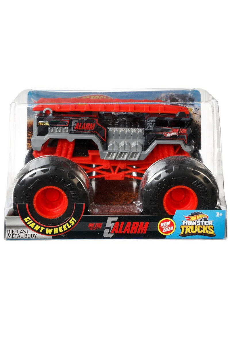 Hot Wheels Monster Trukcs 1:24 Arabalar