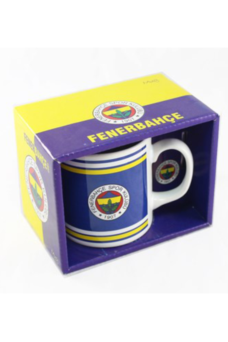 Fenerbahçe Seramik Kupa Bardak