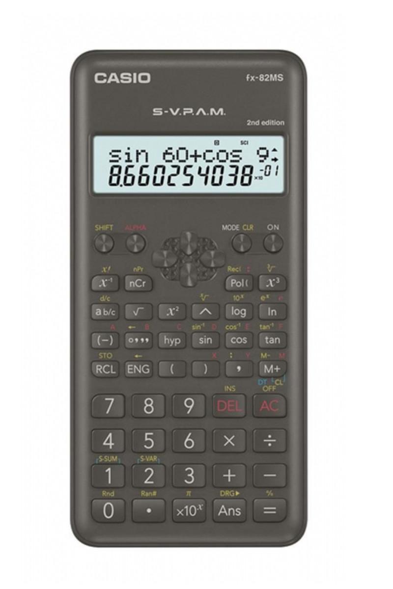 Casıo  Hesap Makinası FX 82 MS 2ND