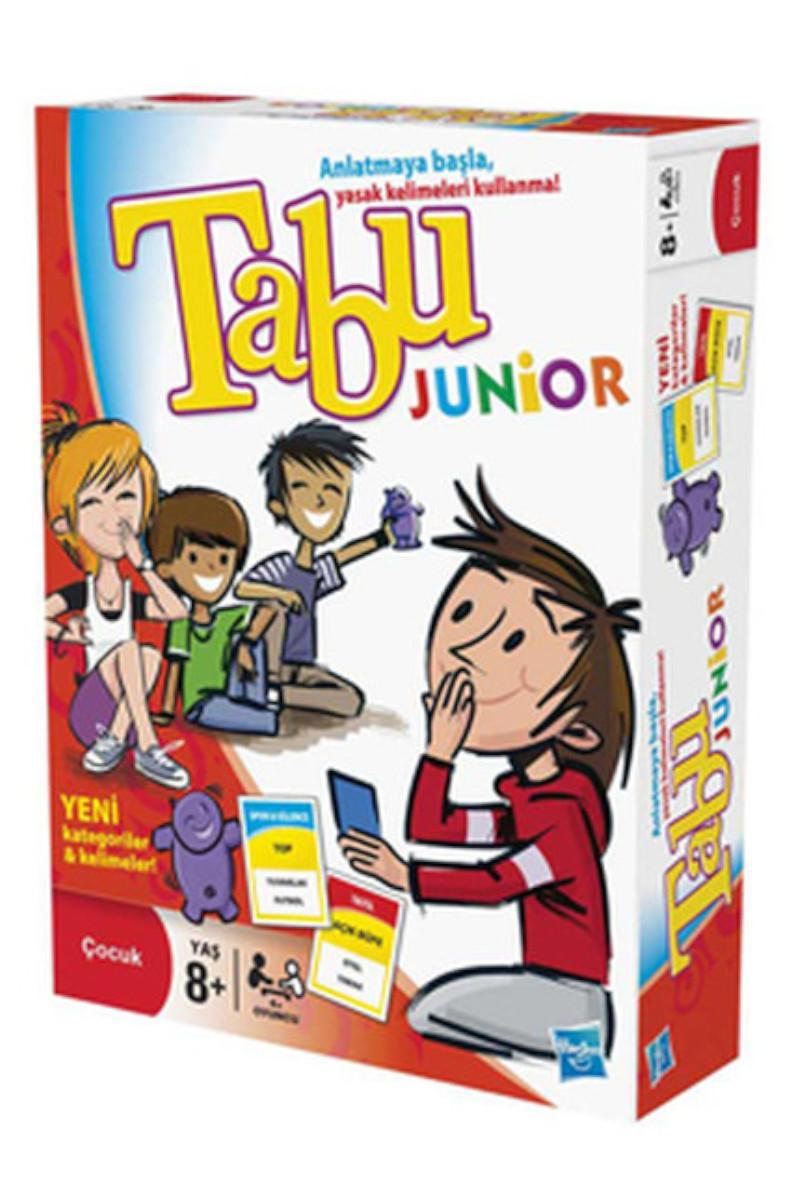 Hasbro Tabu Junıor