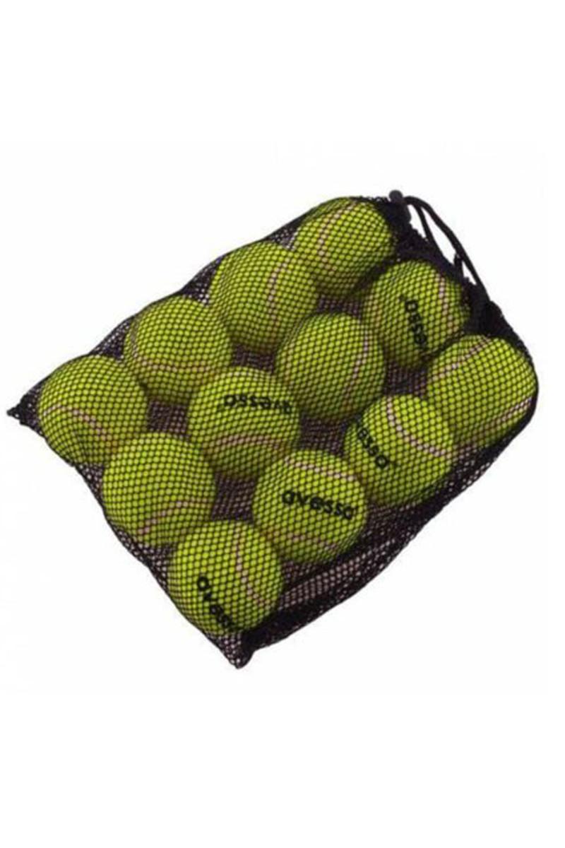 Avessa TT-300 Tenis Topu Sarı Filede 12'li