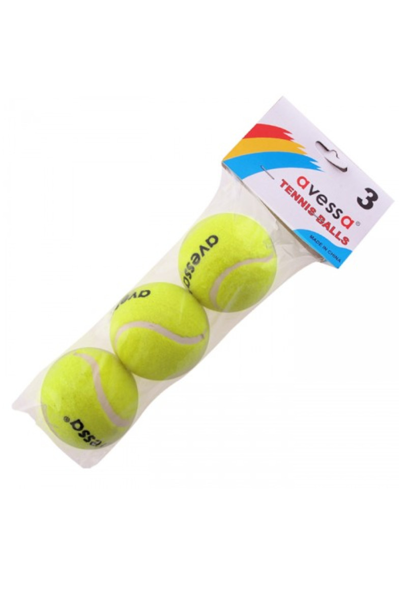 Avessa Tt-500 Tenis Topu Antrenman 3'lü