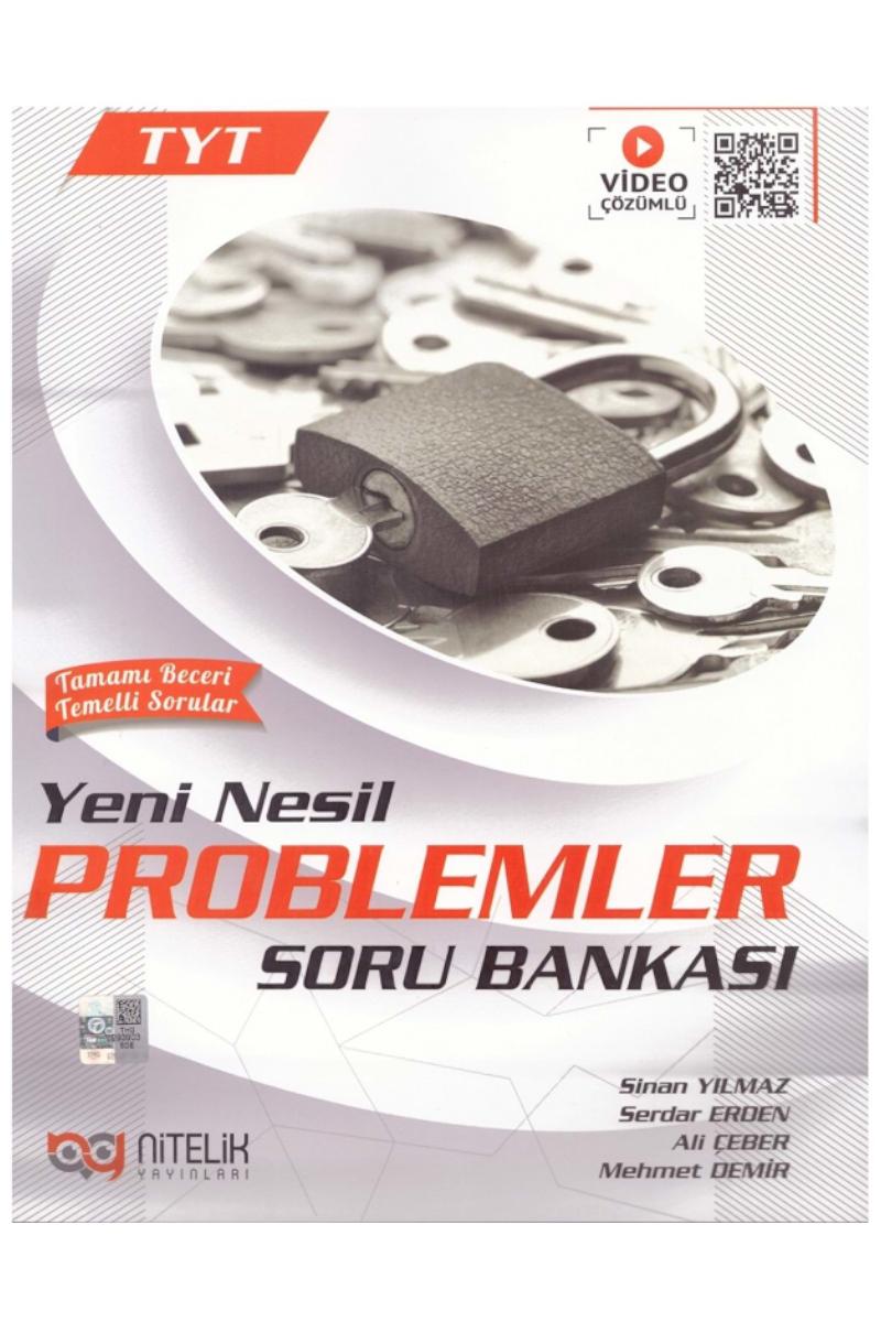 TYT Yeni Nesil Problemler Soru Bankası Nitelik Yayınları