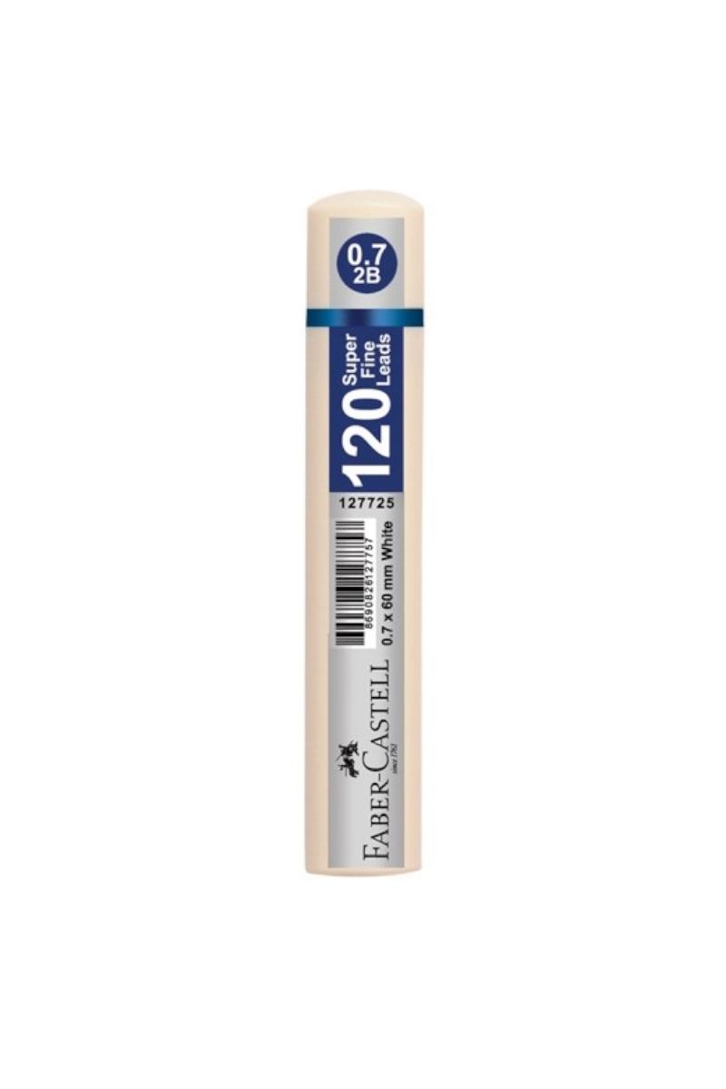 Faber Castell Grip Min 0.7 2b 60mm 120 Li Beyaz