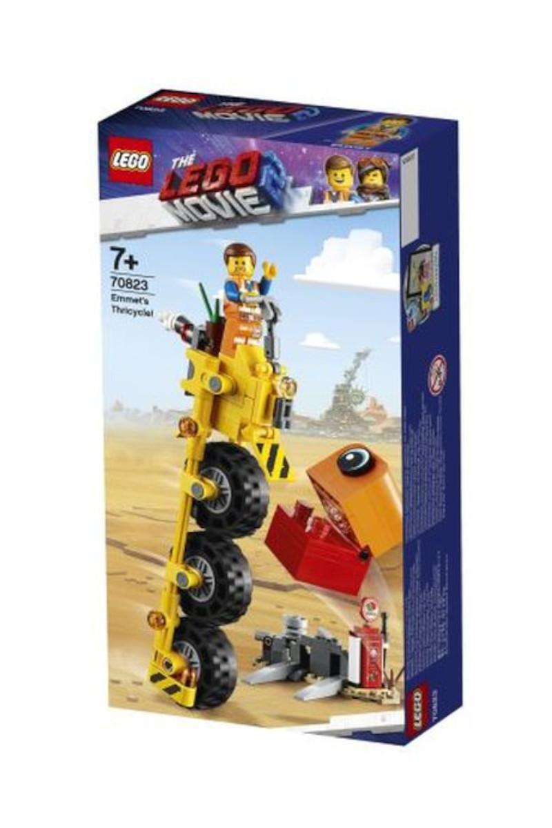 Lego Movie Emmets Thrıcycle