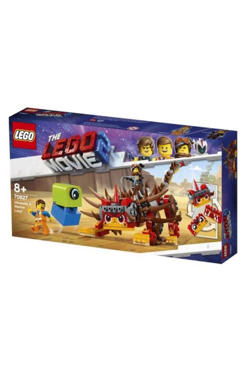 Lego Movie Ultrakatty Warrior Lucy