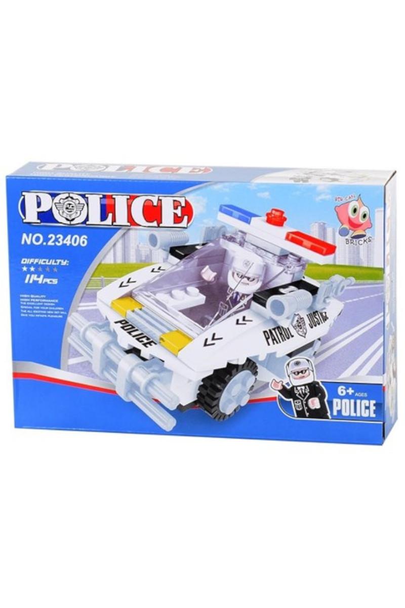 Lego  114 Parça Polis