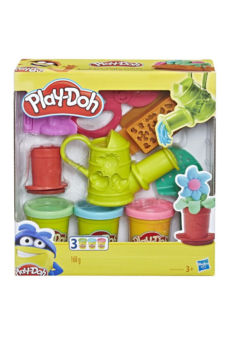 Play-Doh Bahçe ve Alet Setleri Oyun Hamurları