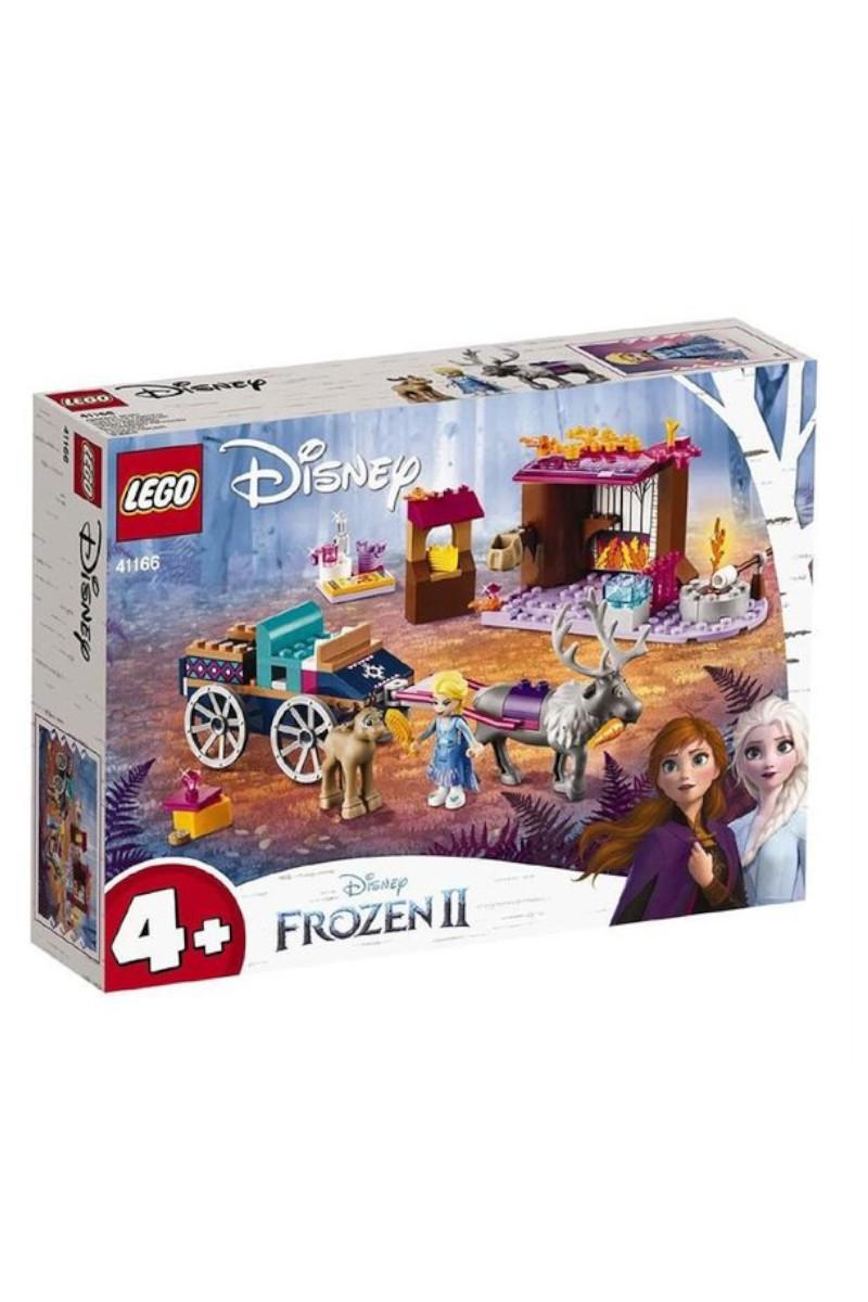 Lego Disney Frozen Elsa´nın Vagonu