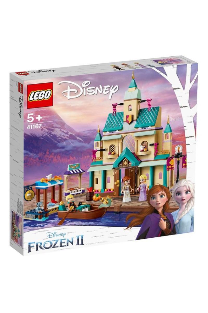 Lego Disney Karlar Ülkesi 2 Arendelle Şatosu Köyü