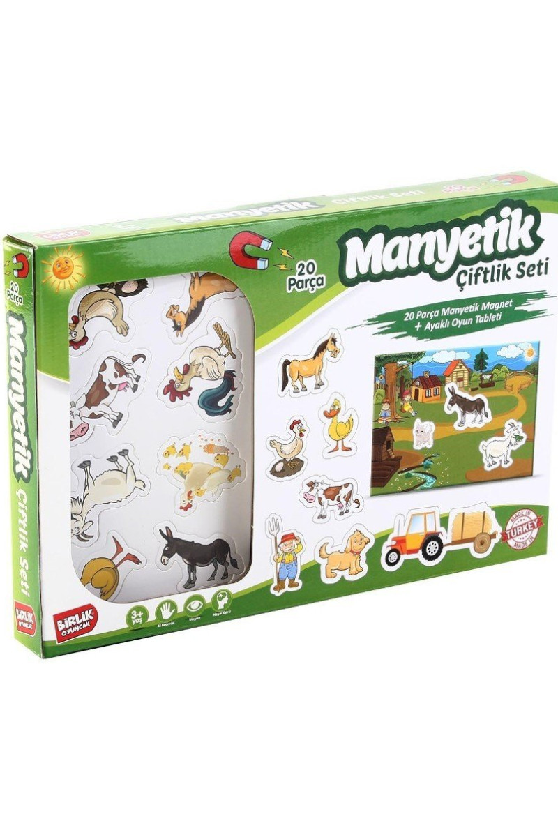 Manyetik Çiftlik Hayvanları