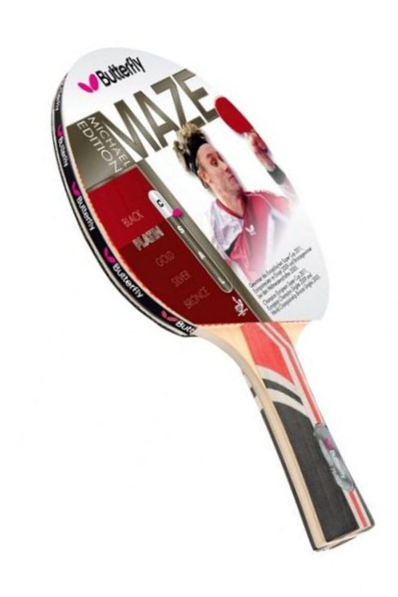 Butterfly 85064 Michael Maze Platin Raket