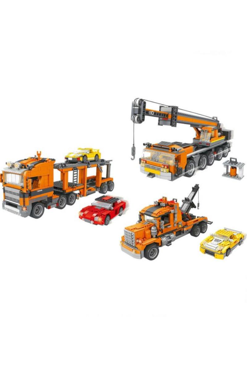 Lego Kutu 1504 Parça