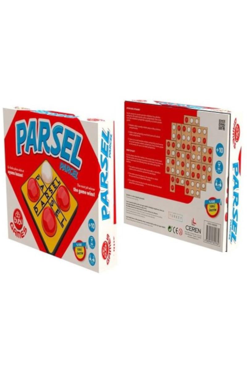 Bubu Games Parsel