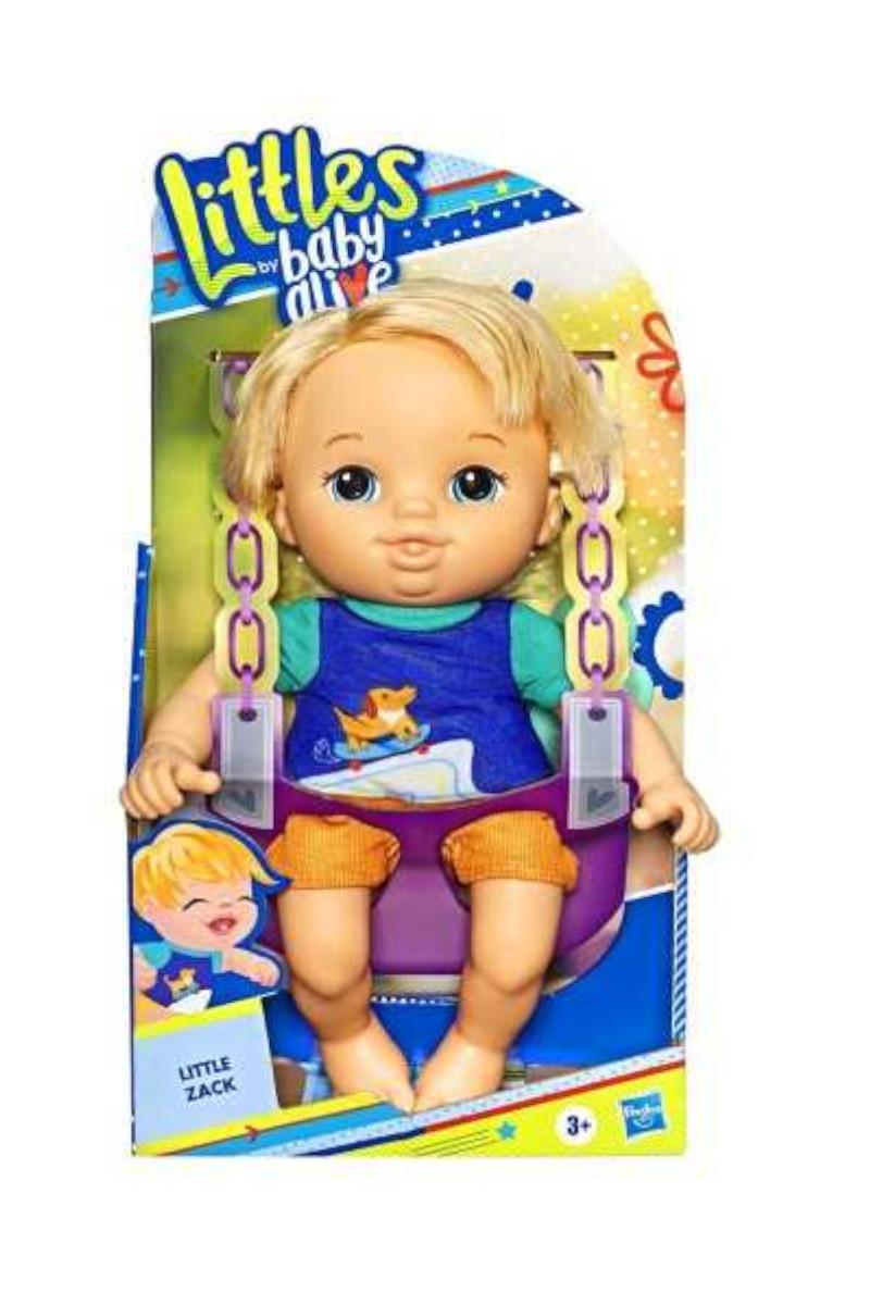 Hasbro Baby Alive Minik Bebeğim