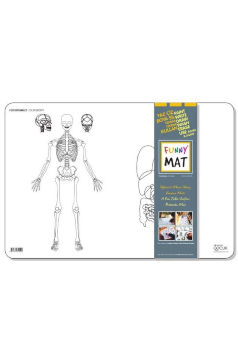 Funny Mat-Vücudumuz