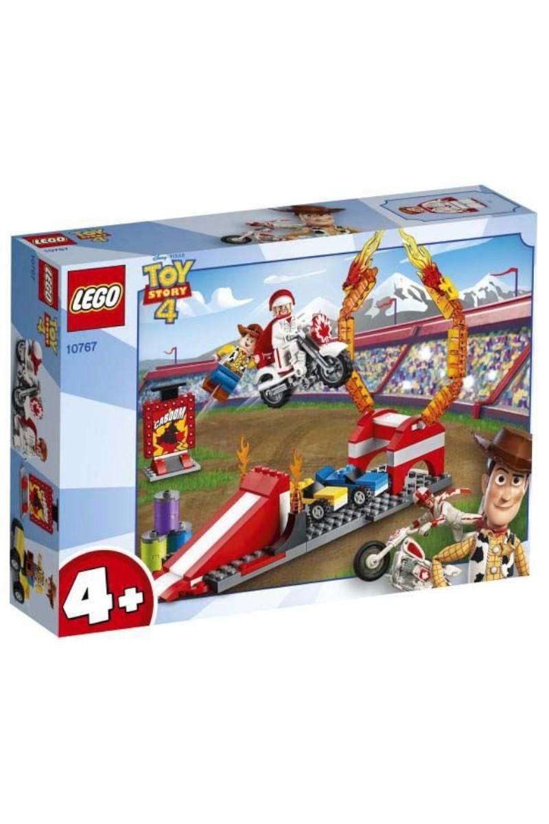 Lego Disney Pixar Oyuncak Hikyesi Dük Caboomun Akrobasi Gösterisi