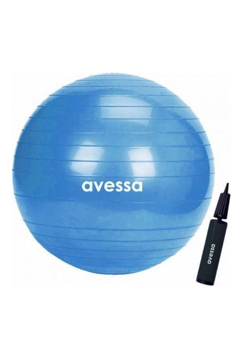 Avessa Plt:65 Pilates Topu 65 Cm Mavi