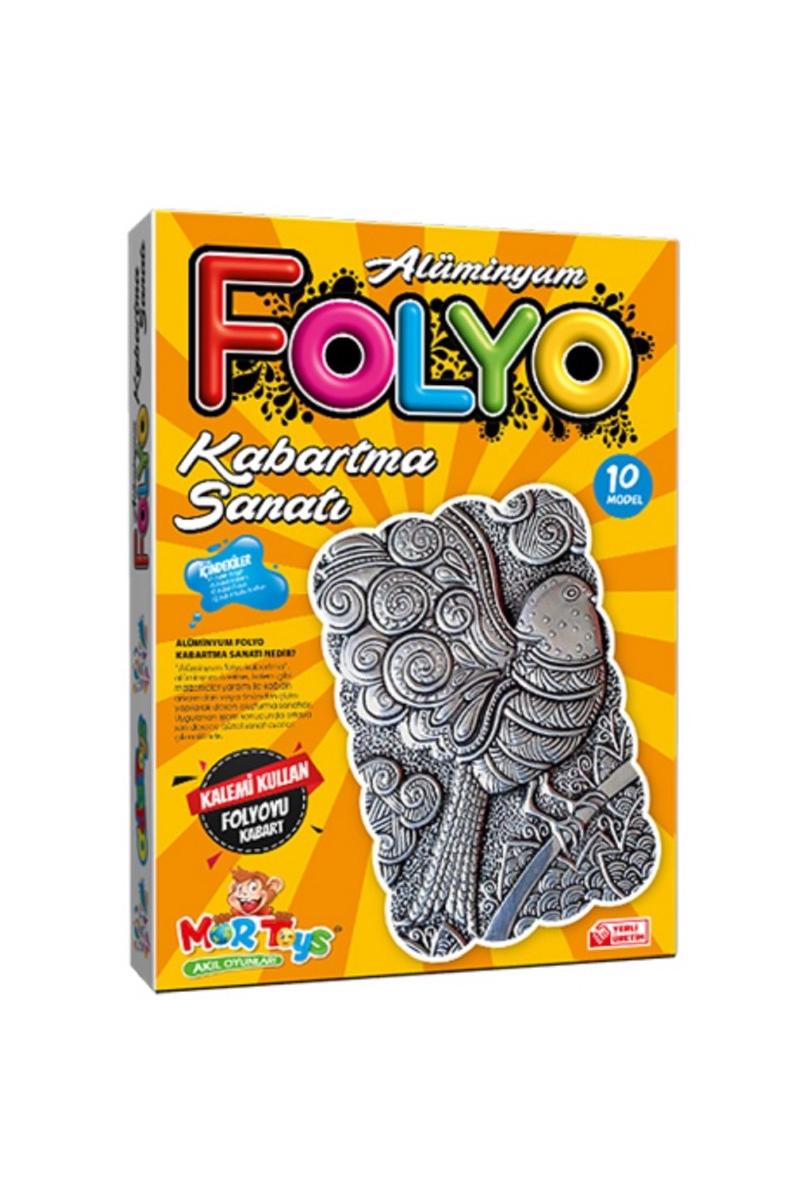 Aluminyum Folyo Set 10 Lu