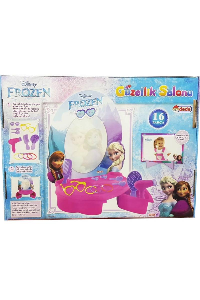 Frozen Güzellik Salonu