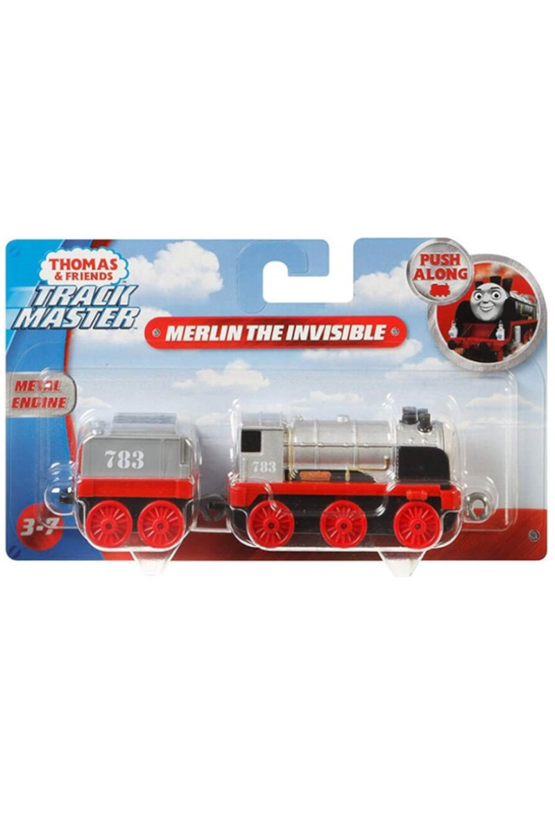Thomas Friends Trackmaster Sür-Bırak Büyük Tekli Tren