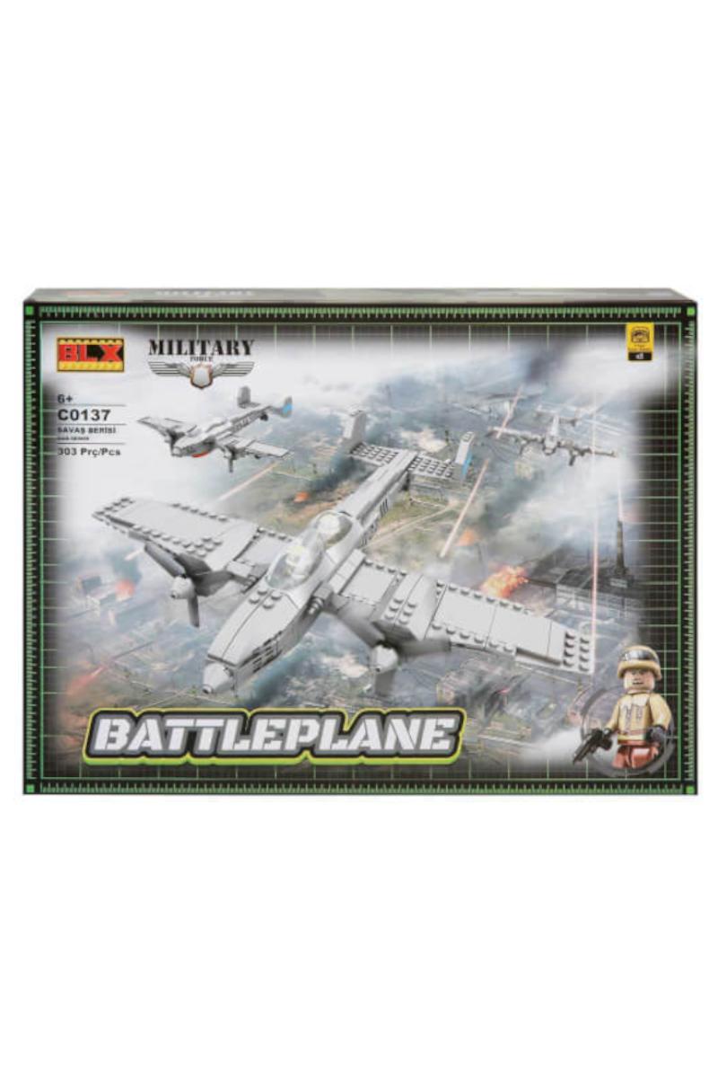 Lego Kutulu Savaş Seti 303pcs
