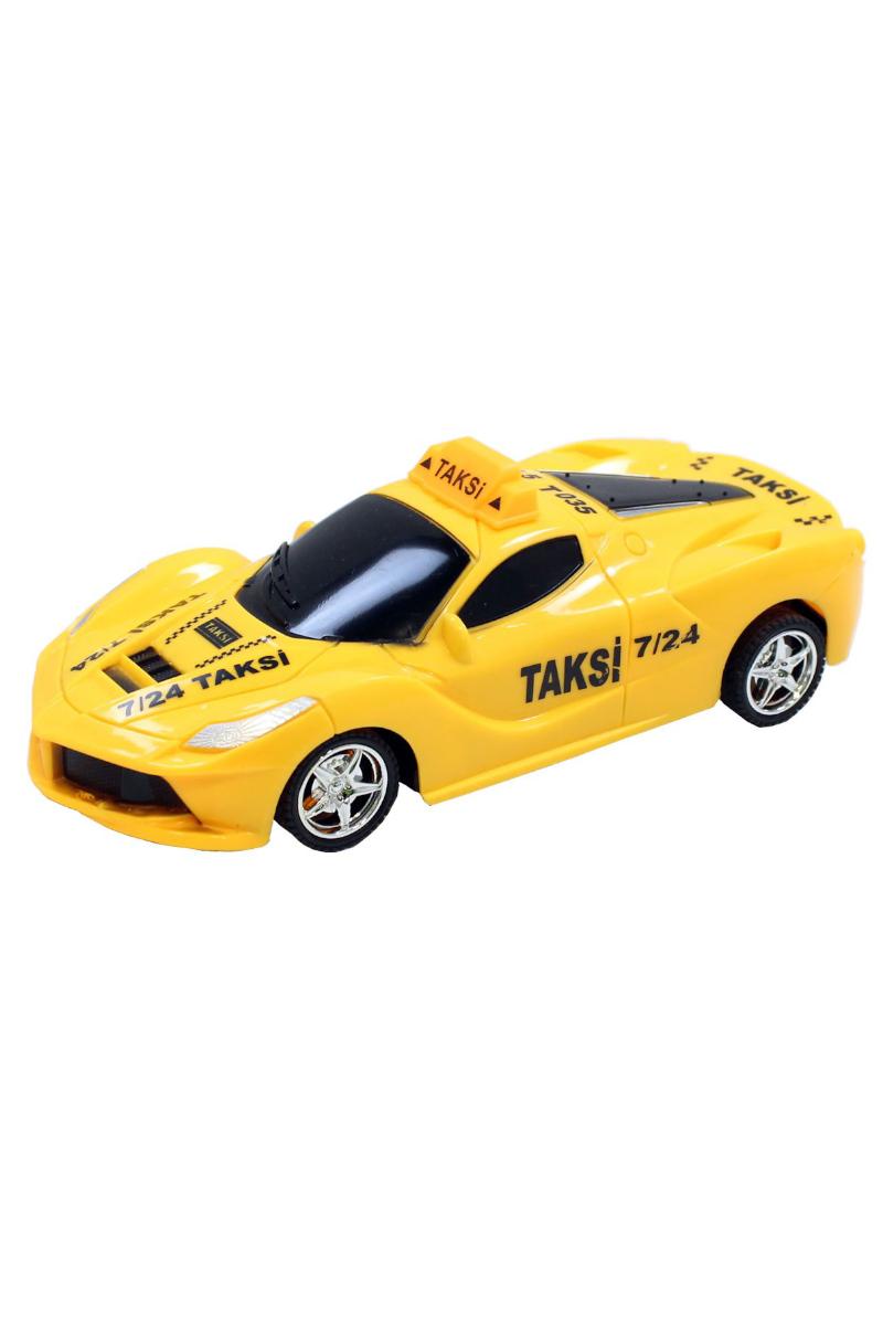 Uzaktan Kumandalı Full Taksi Araba