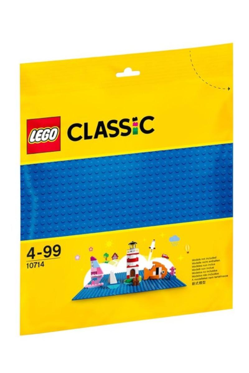 Lego Classic Mavi Taban Plakası