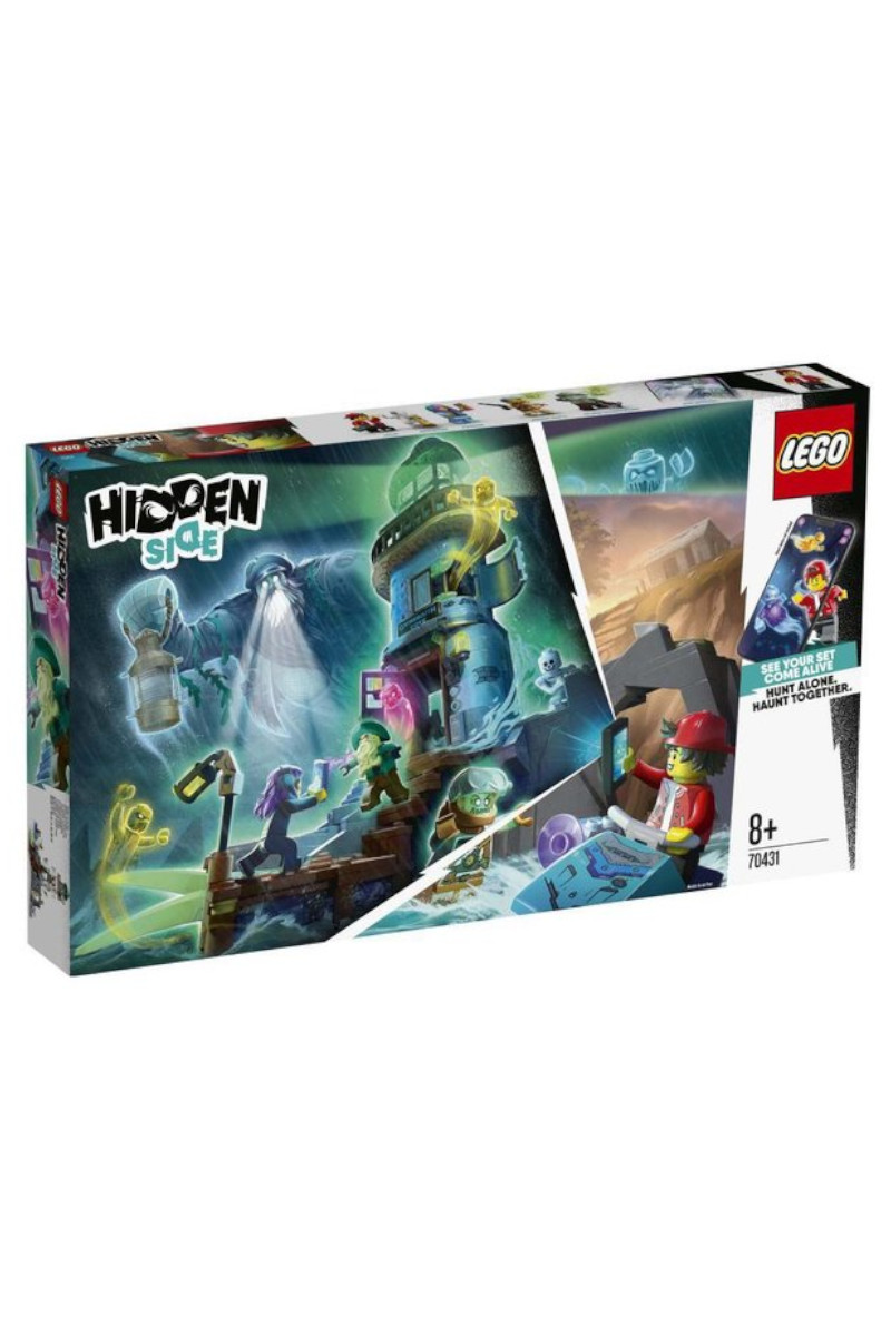Lego Hidden Side Karanlık Feneri