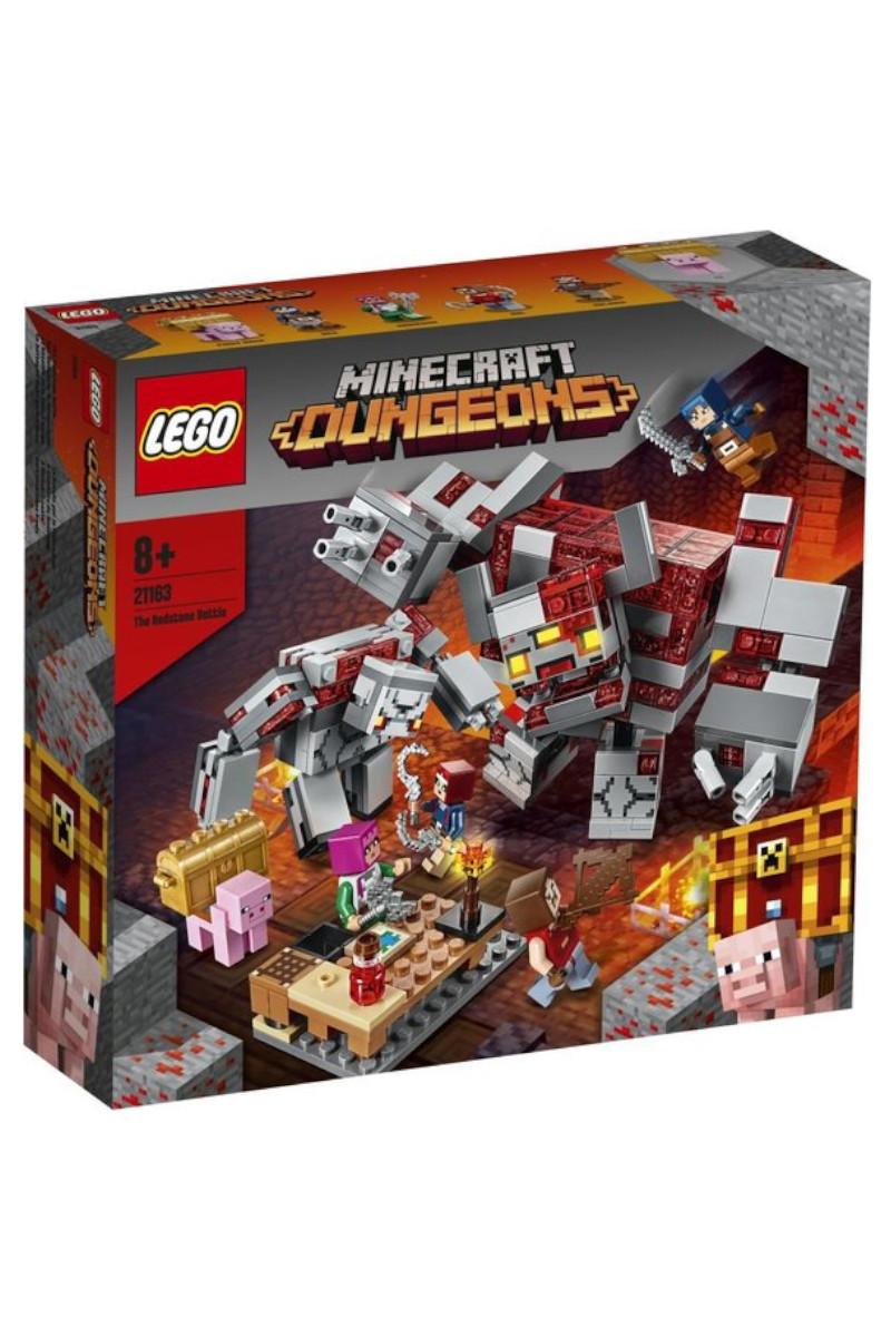 Lego Minecraft Kızıltaş Savaşı