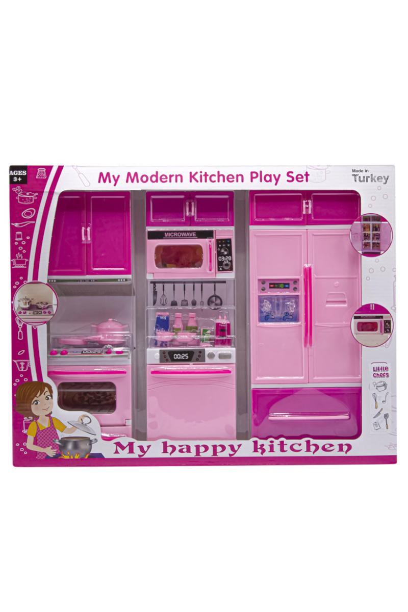 Mutfak Set 3'lü 02309