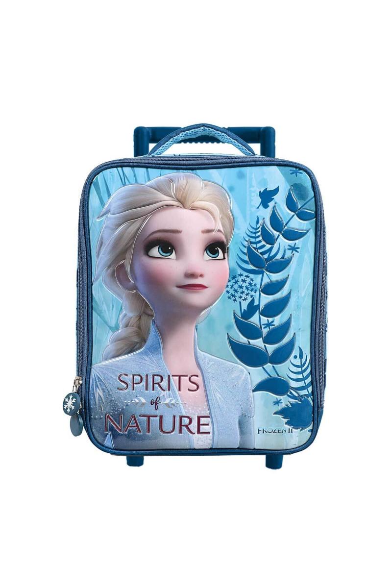 Frozen Anaokulu Çantası Çekçekli Box