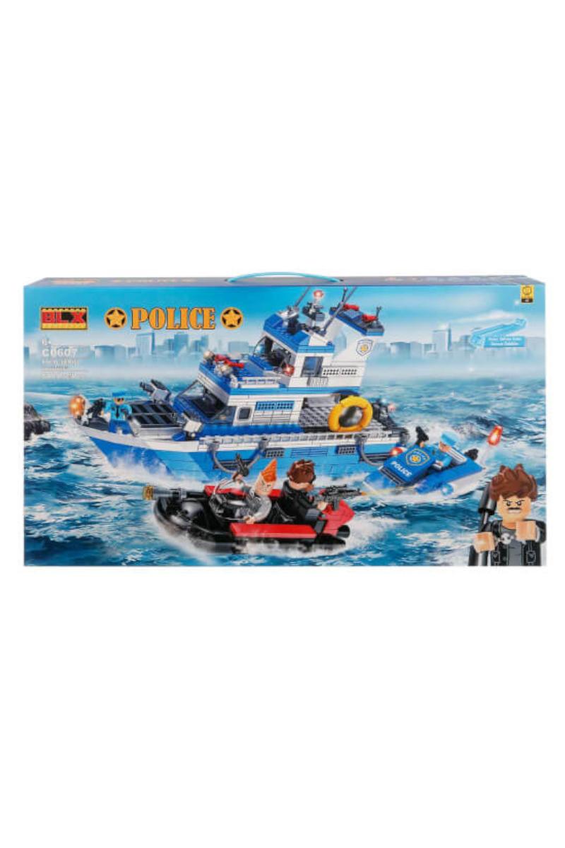 Lego Polis Set Apprehend Pioneer