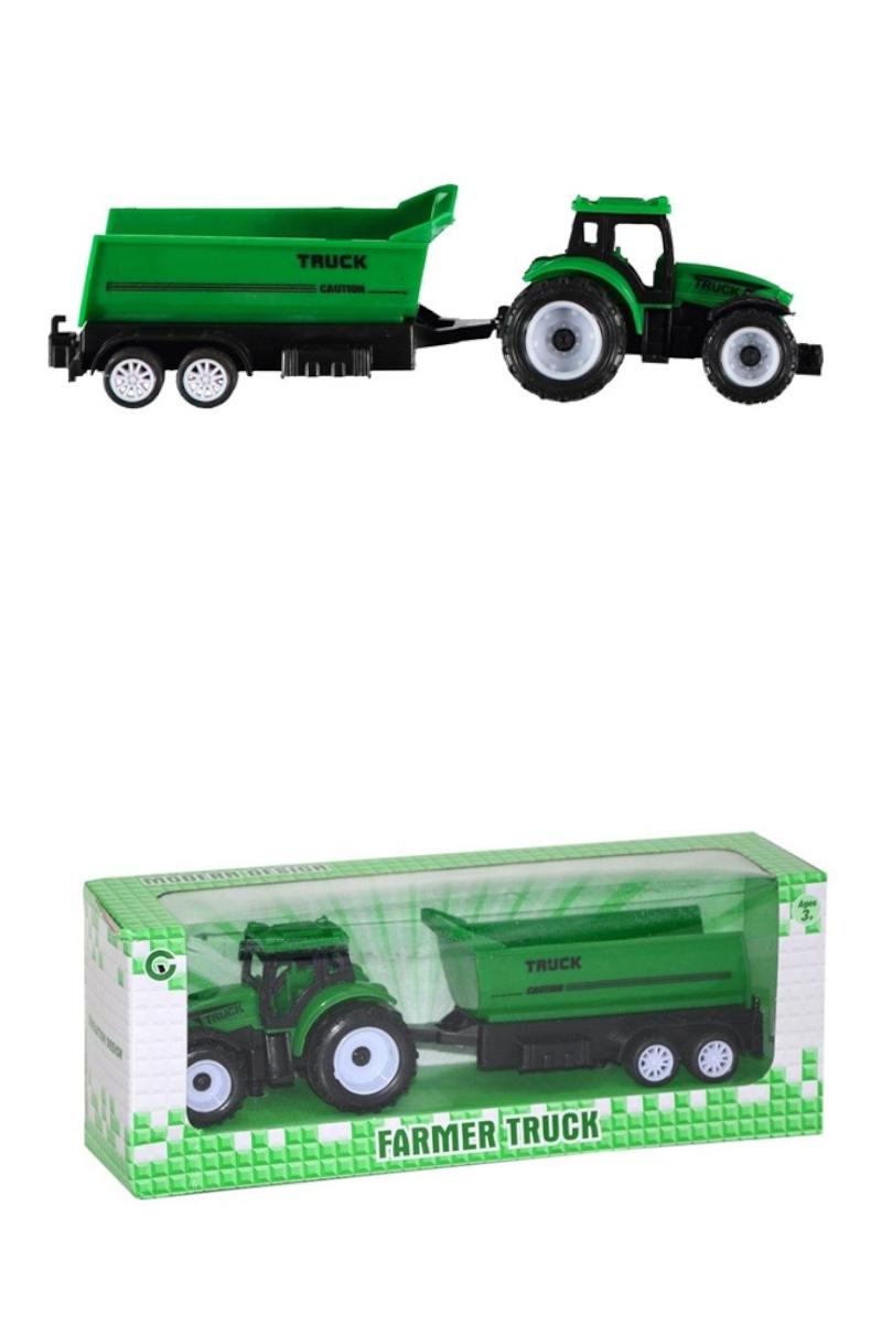 Çitlik Traktörü