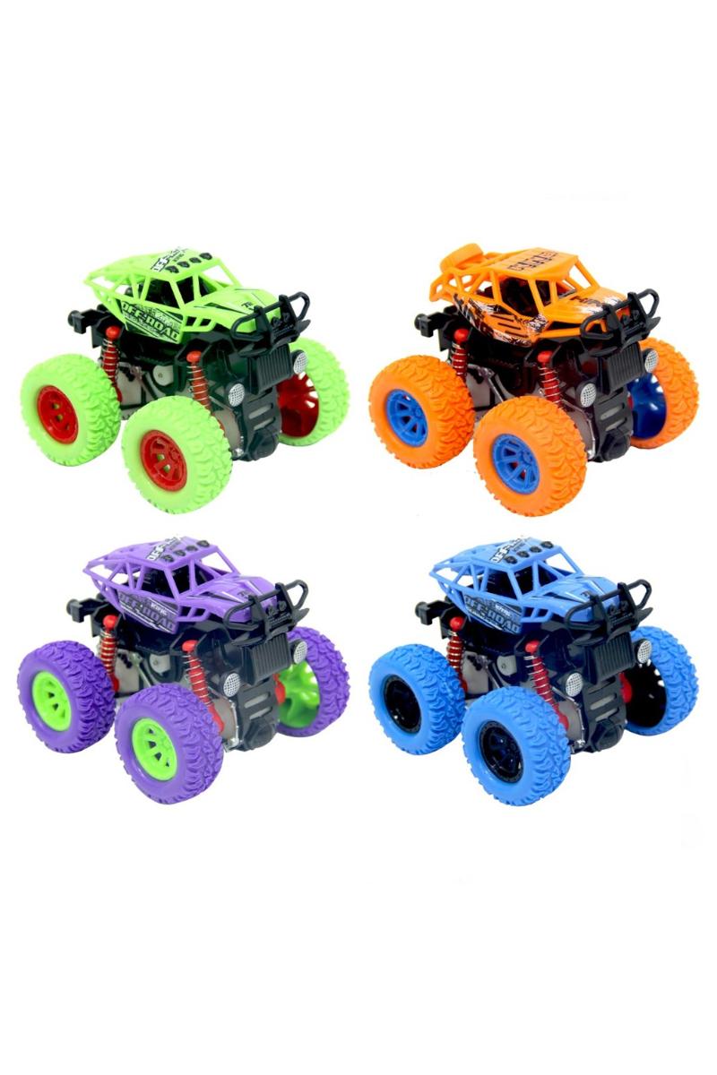 Sürtmeli 4 Çeker Neon Jeep