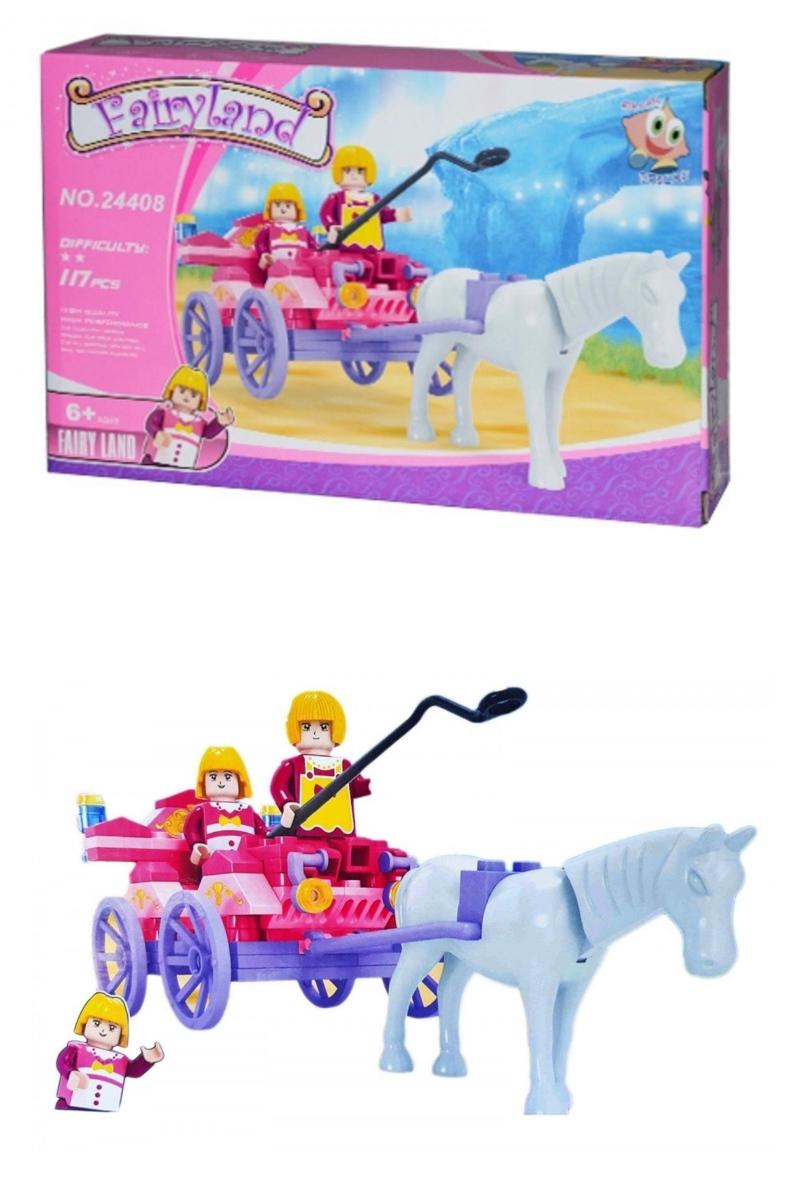 Lego 117 Pcs Kız