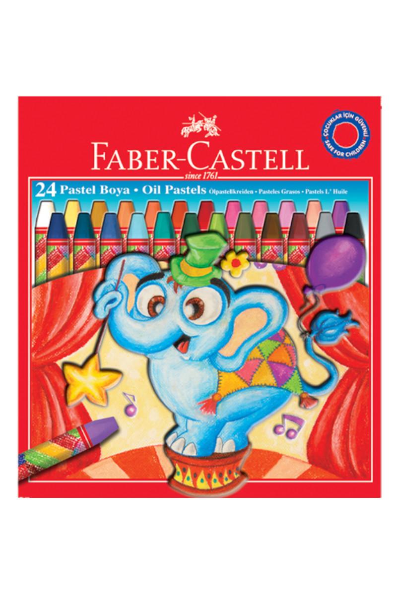Faber Castell Redline Pastel Boya 24 Renk