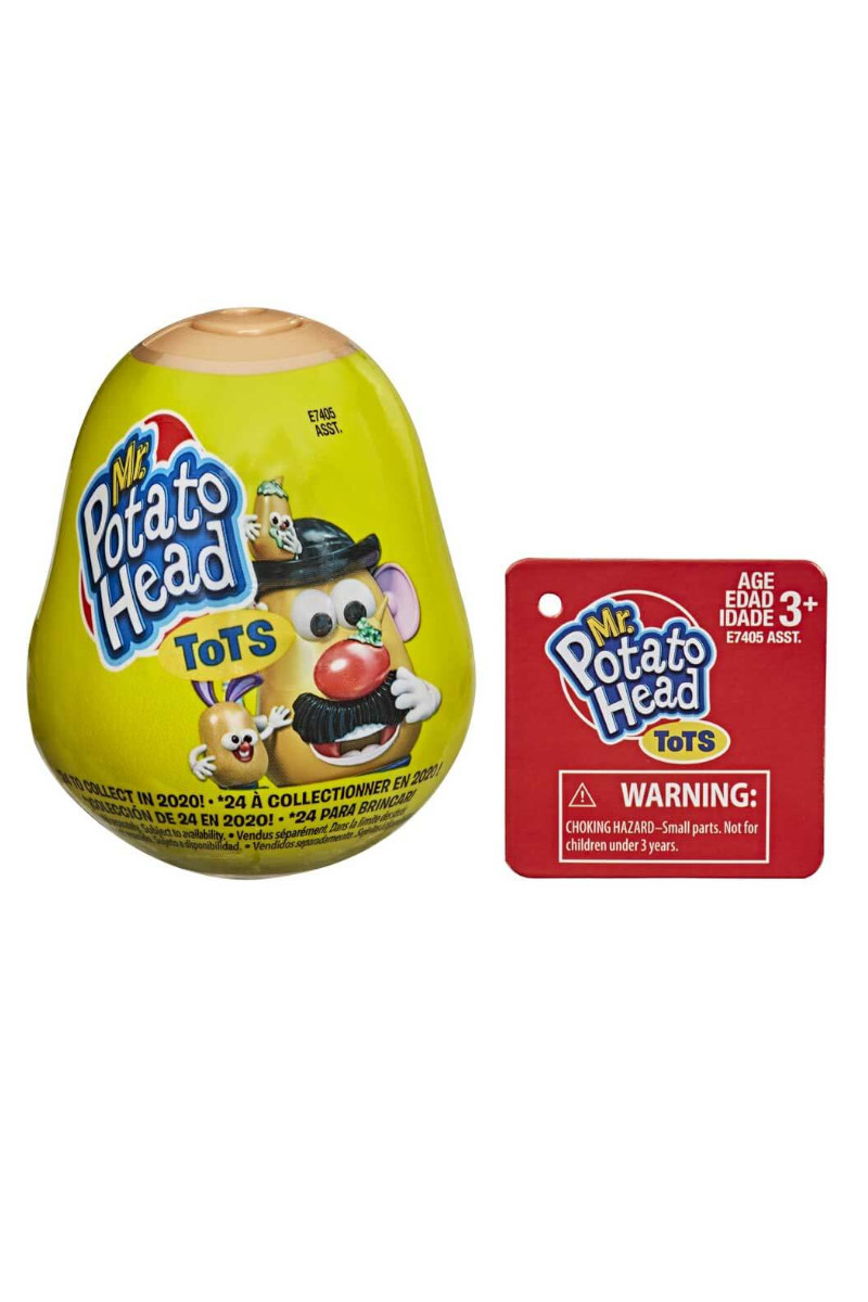 Bay Patates Kafa Tots Sürpriz Patates