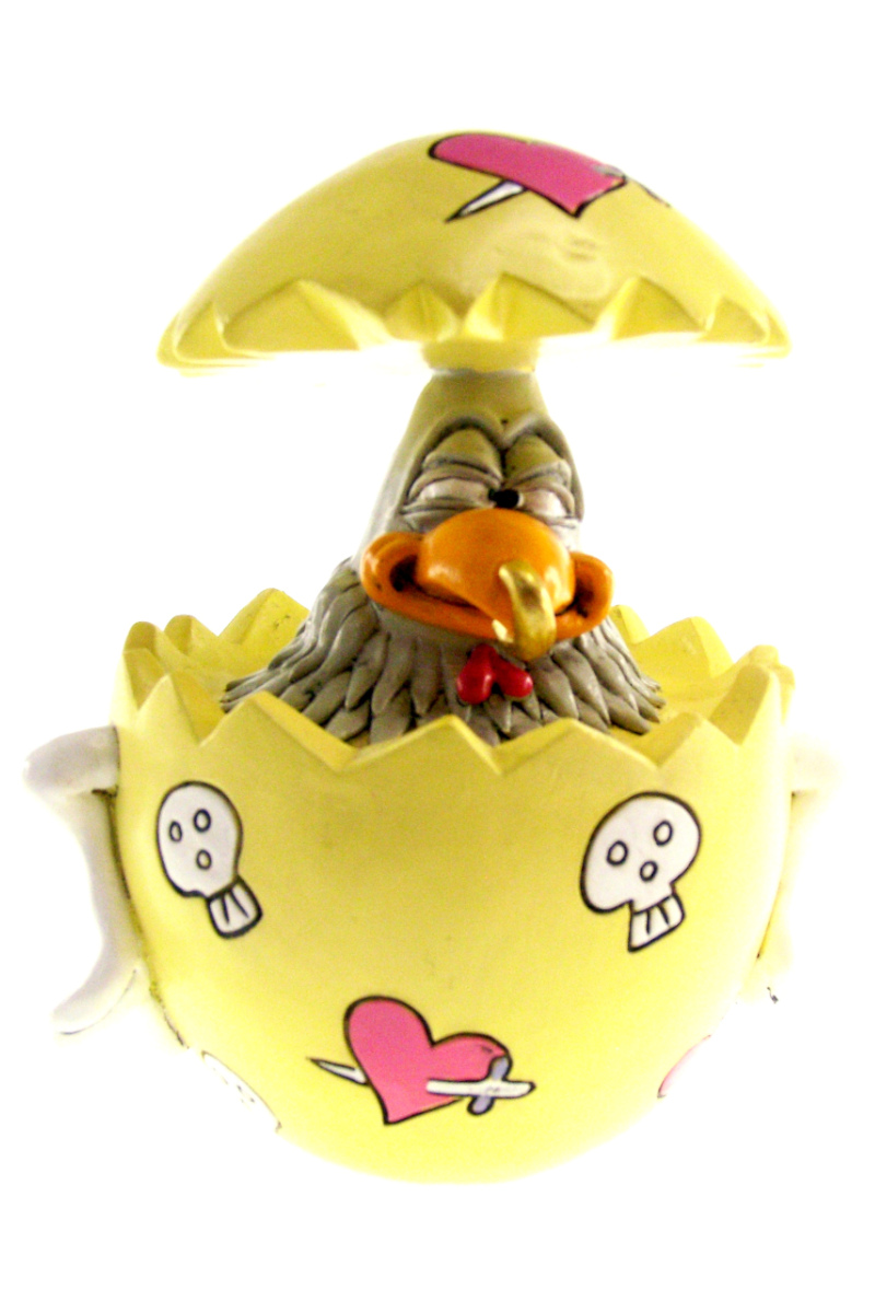 Chicken Egg Kumbara