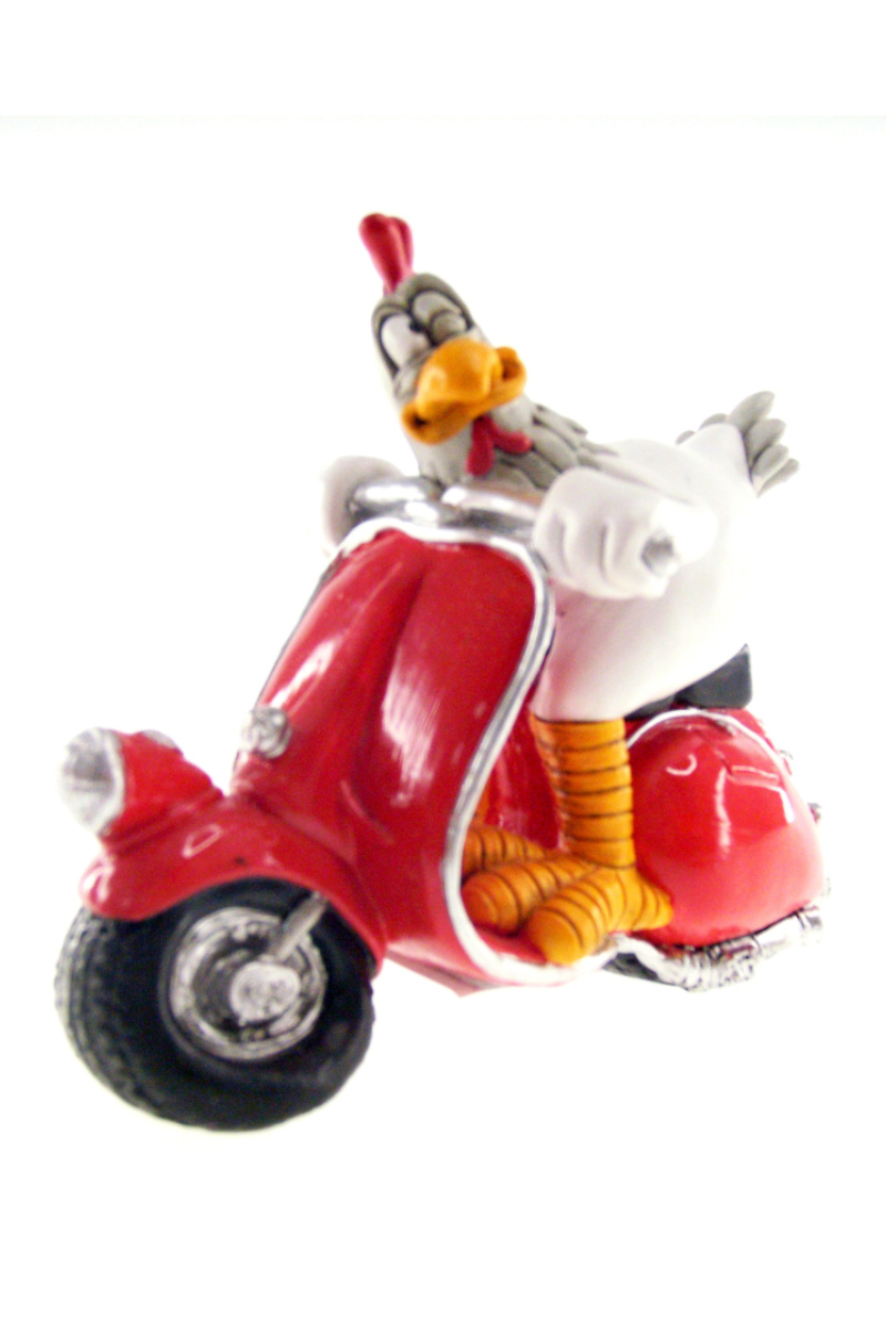 Chicken Vespa