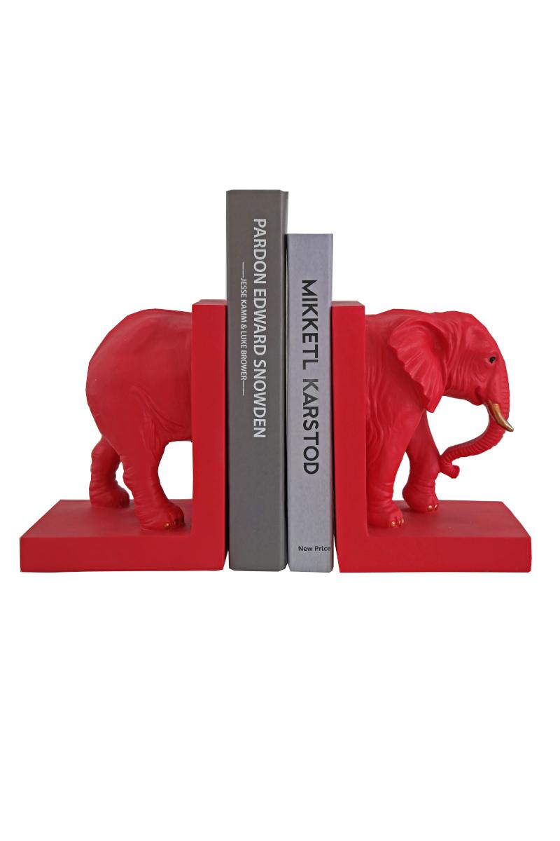 Fil Kitap Desteği Kırmızı