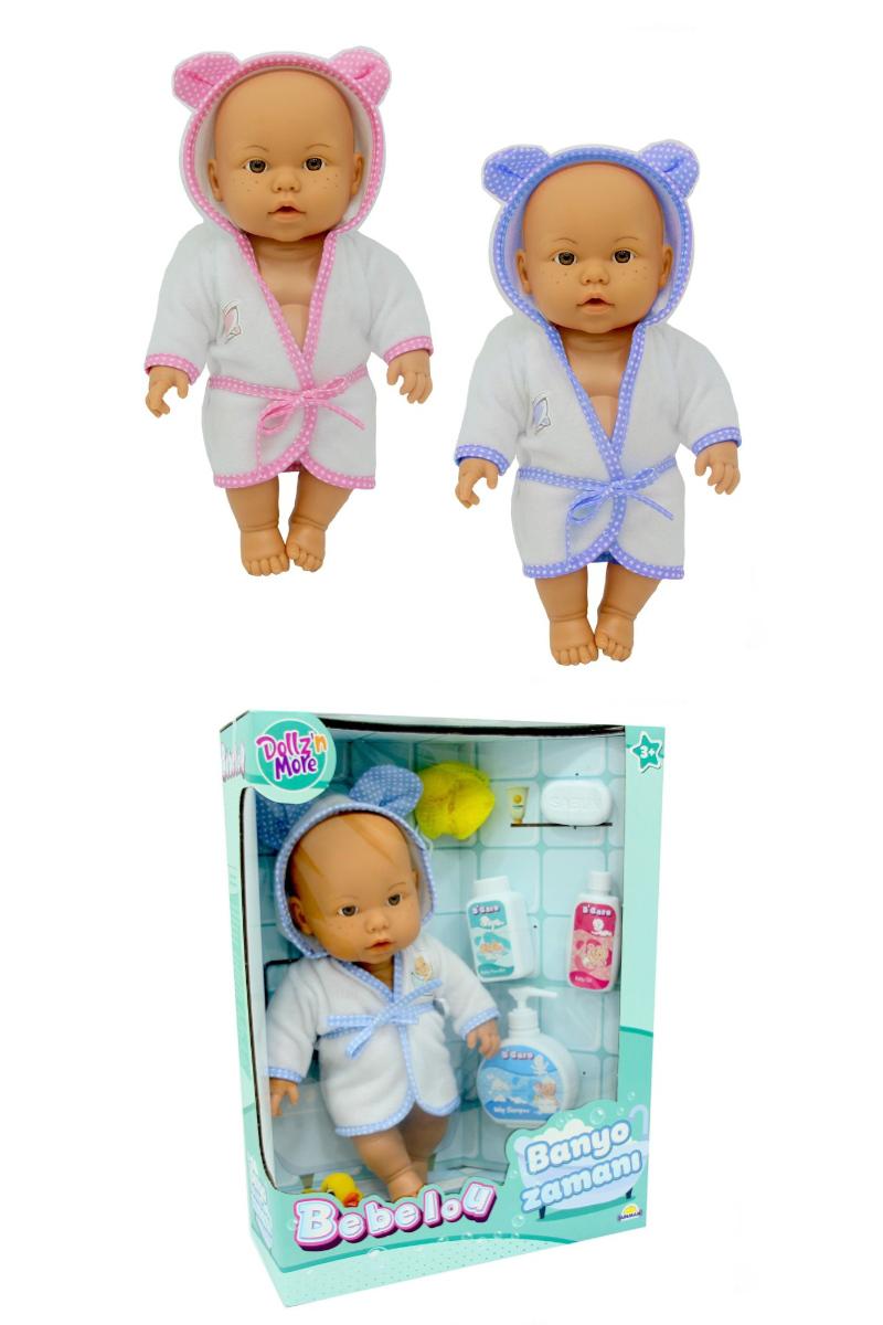 Bebelou Bebek Banyo Zamanı