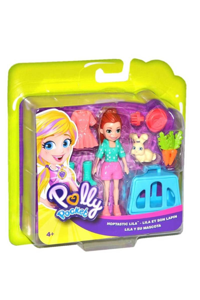 Polly Pocket ve Hayvan Dostu Oyun Seti