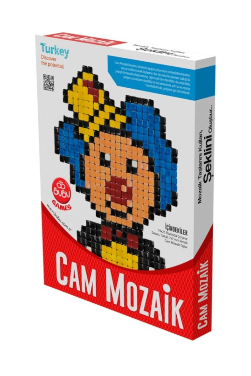 Bu-Bu Cam Mozaik