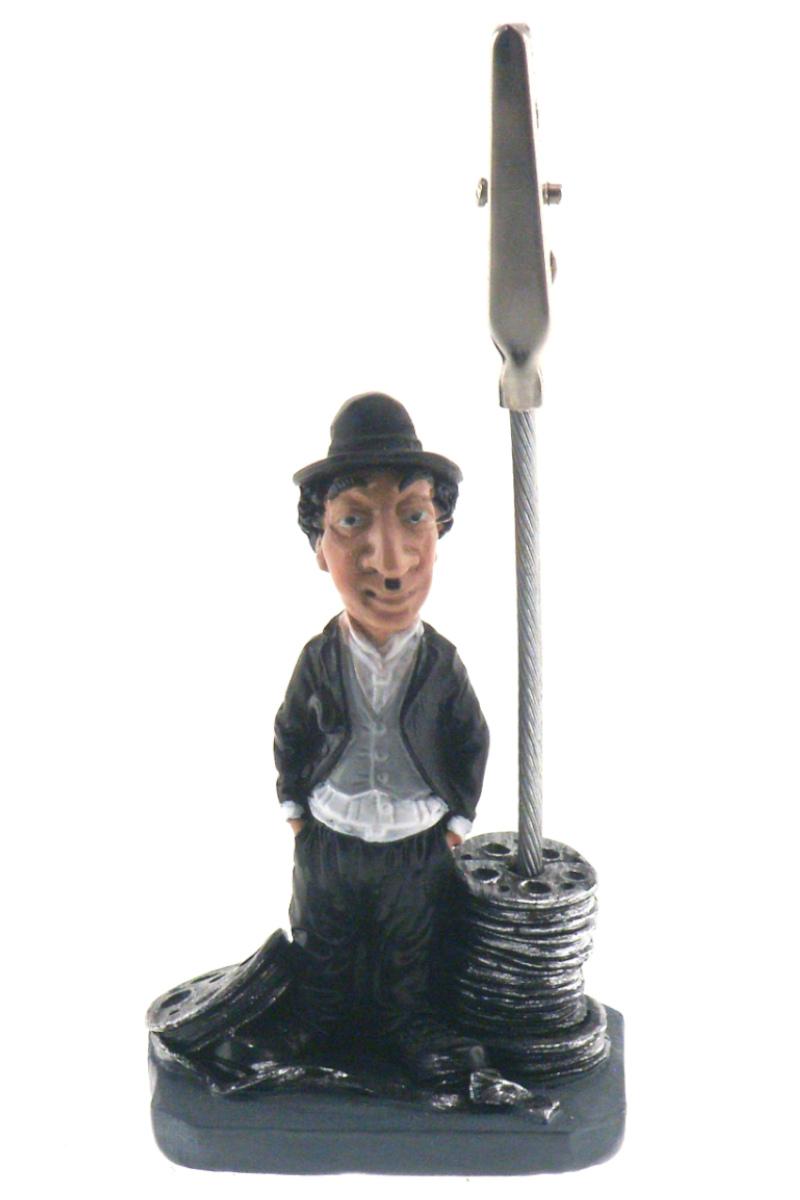 Chaplin Mesaj Tutucu