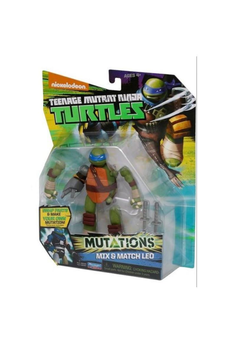 Gıochı Nınja Turtles Mutasyon Aksiyon Figülar