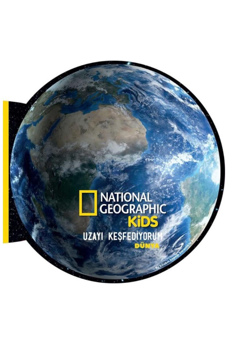 National Geographic Kids- Uzayı Keşfediyorum Dünya