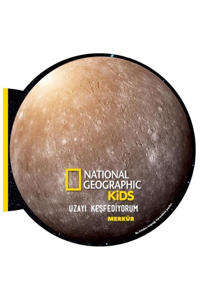 National Geographic Kids- Uzayı Keşfediyorum Merkür