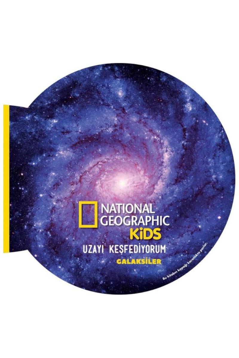National Geographic Kids- Uzayı Keşfediyorum Galaksi
