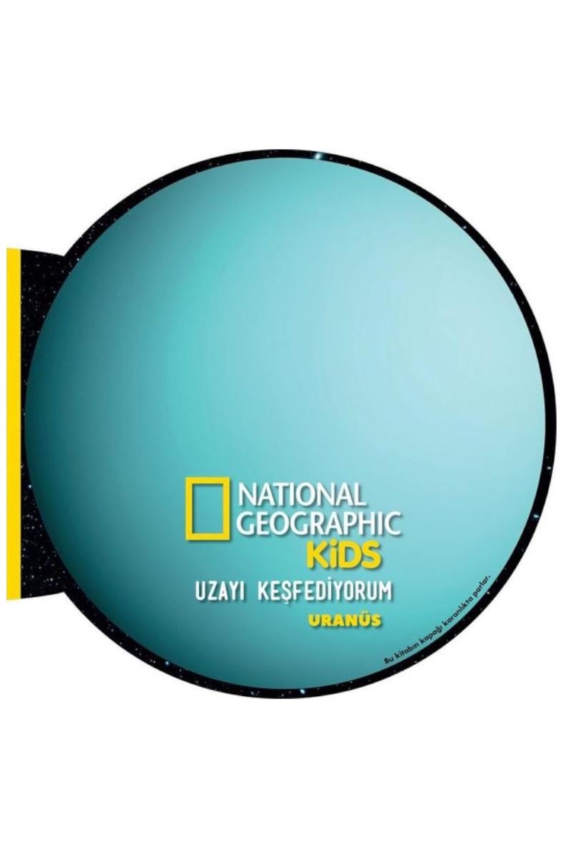 National Geographic Kids- Uzayı Keşfediyorum Uranüs
